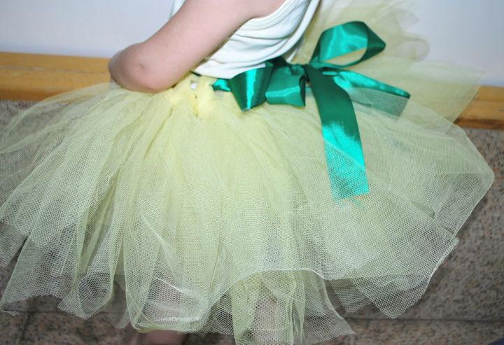 Длинная юбка пачка мастер класс