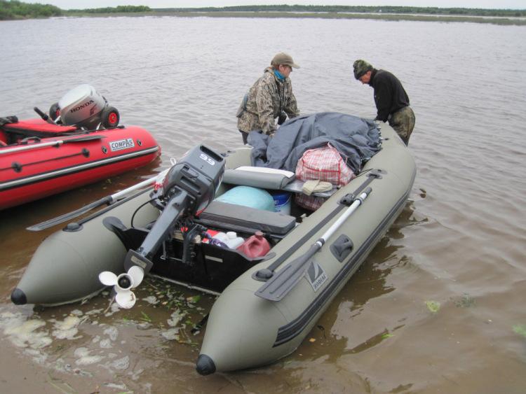 все для лодок в хабаровске