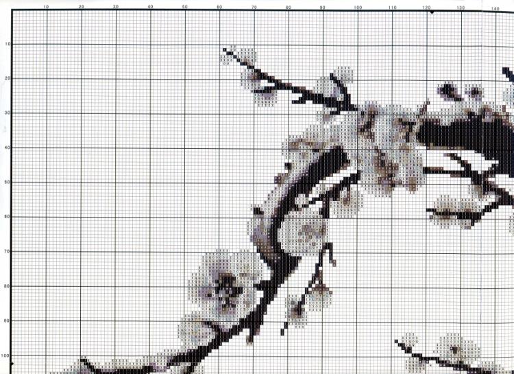 Схемы вышивки крестом схемы китайские мотивы 92