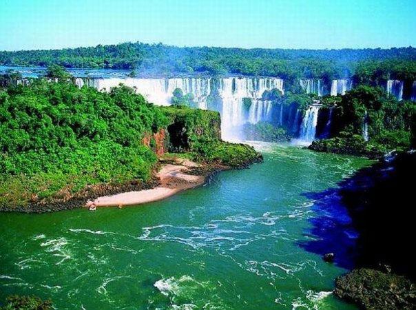 10 самых красивых и удивительных мест на