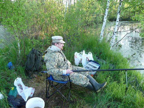рыбалка в синявино на канале