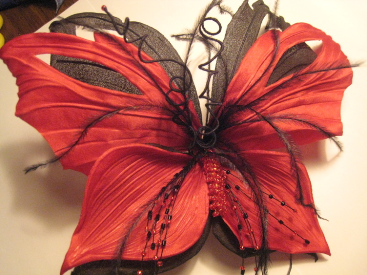 Бабочка своими руками мастер 38