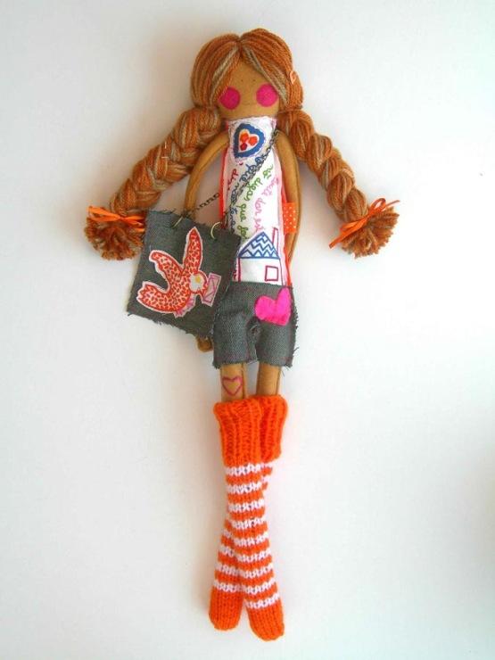 Куклы своими руками с длинными руками 121