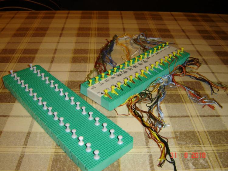 Органайзеры для вышивания крестиком своими руками 62