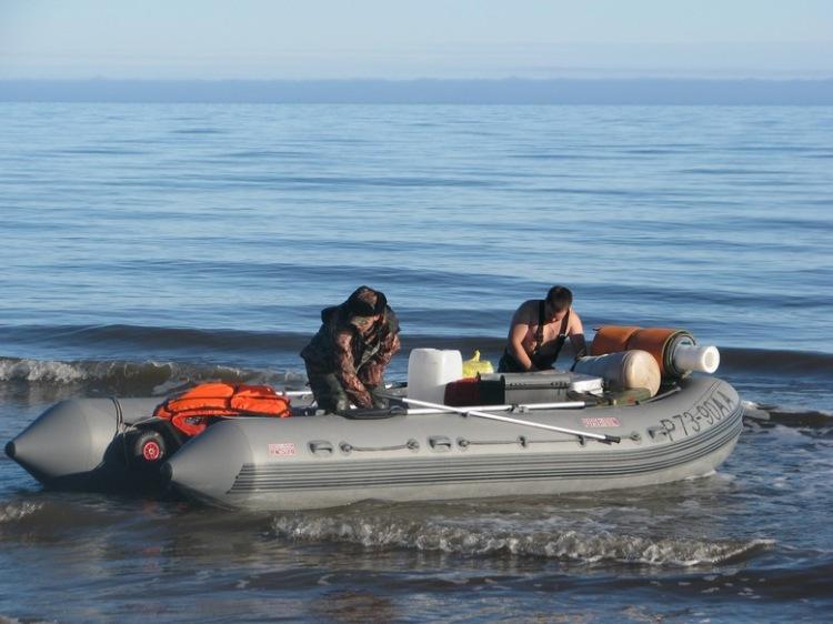 Белое море путешествие на лодках