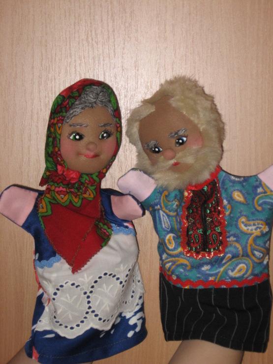 Перчаточная кукла своими руками мастер класс 97