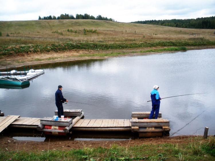 рыбалка в среднеуральске на канале