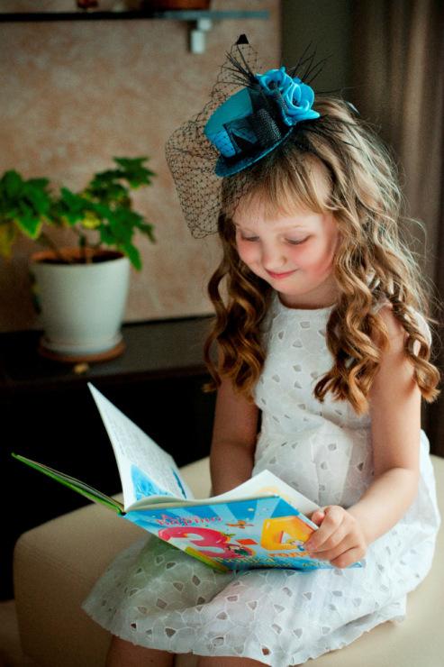 Детская шляпка для девочки своими руками