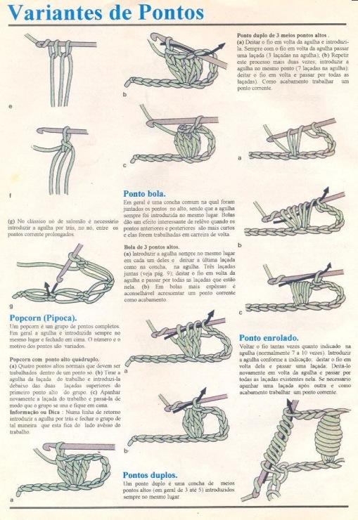 Вязание крючком в омске