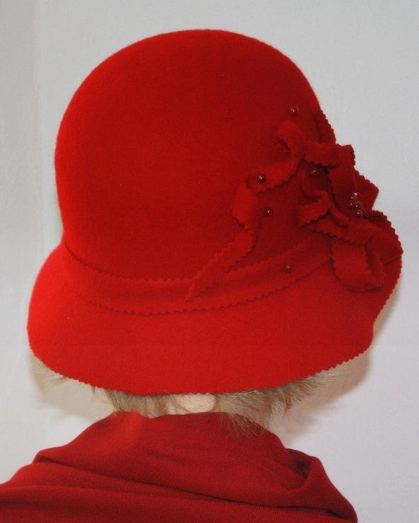 Как сделать так чтобы шляпа не слетала с головы