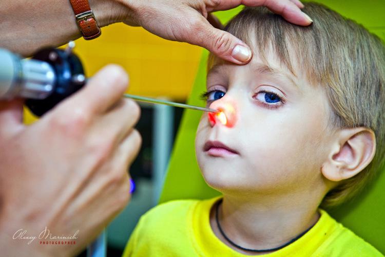 Как сделать чтобы нос у ребенка дышал