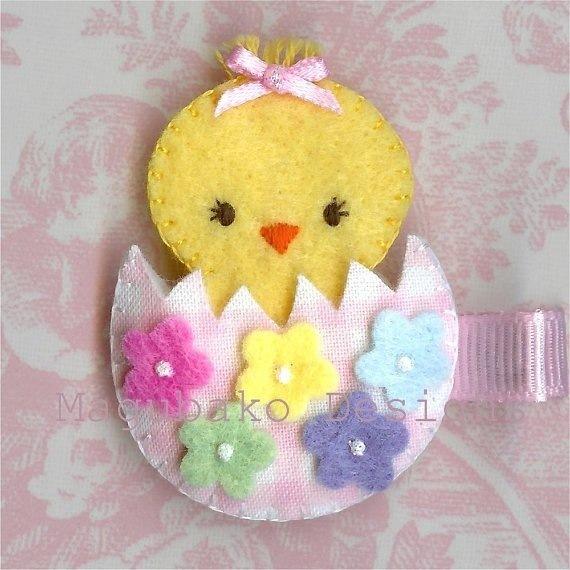 Яйцо к пасхе из фетра своими руками