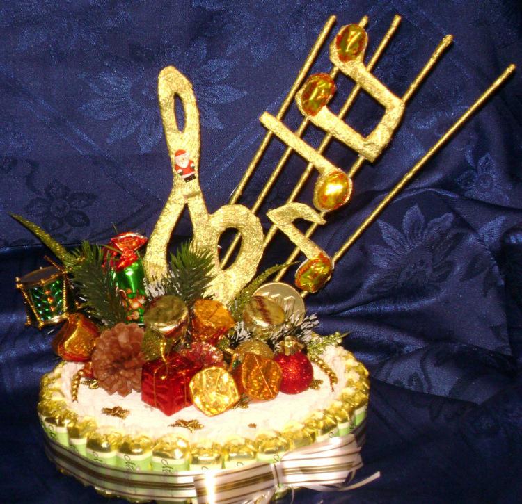 Подарок для музыканта свои
