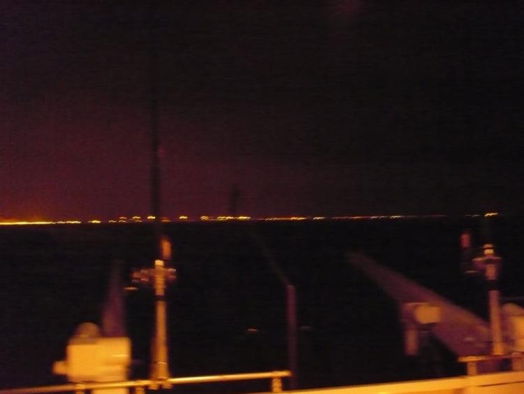 ночь рыбака кипр