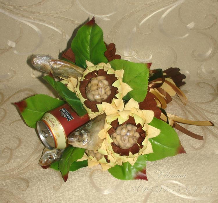 Букет из сухофруктов своими руками пошаговое фото 139