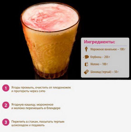 Рецепты молочное мороженое в домашних условиях 307