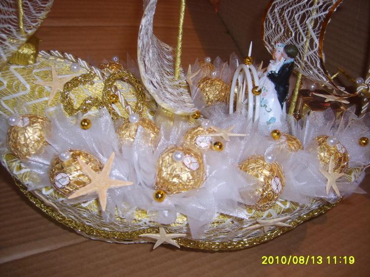 Сувениры на золотую свадьбу своими руками 35