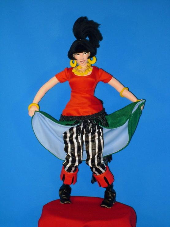 Атаманша из бременских музыкантов костюм