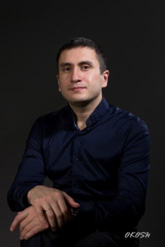 Студийный фотограф Олег Кошкаров - Пермь